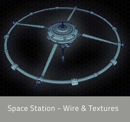 SpaceStation_Wire_and_Textures